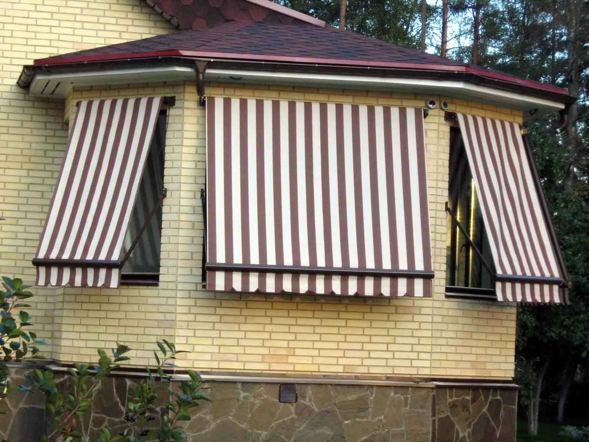 Как защитить балкон от солнца? торсион.