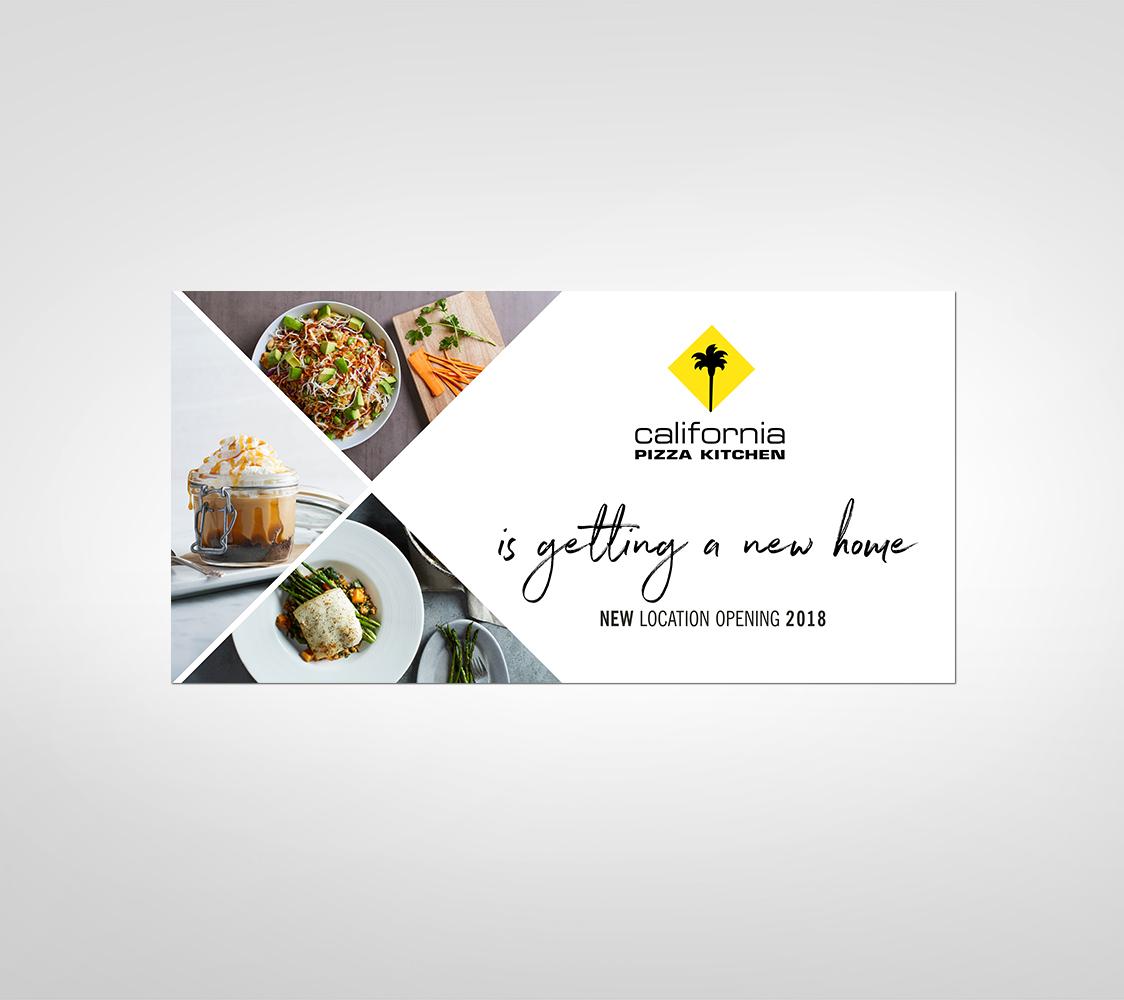 California Pizza Kitchen   Graphic Design Los Angeles   Branding ...
