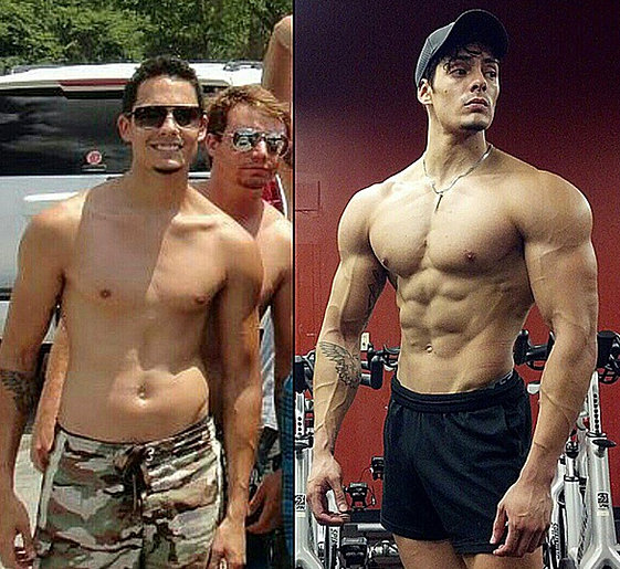 Mega Popular Ectomorphs Who Are Exploding On Instagram ...
