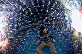 Boy in The Bubble #5