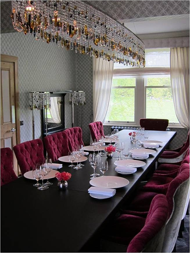 Livable interiors 2 michelin star private dining room - Private dining rooms cambridge ...