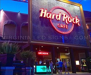 Hard Rock Cafe Arlington Va