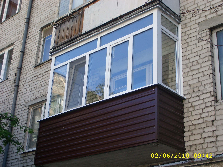 Остеклить балкон 3 метра цена от 19497руб. остекленный балко.