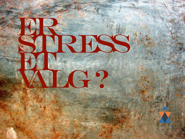 hvordan håndtere stress