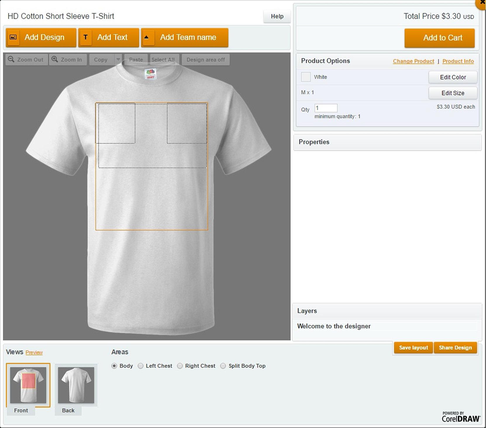 T shirt design using coreldraw - Design T Shirts