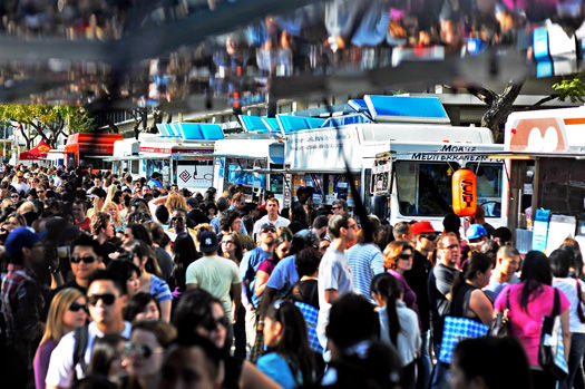 Food truck events los angeles