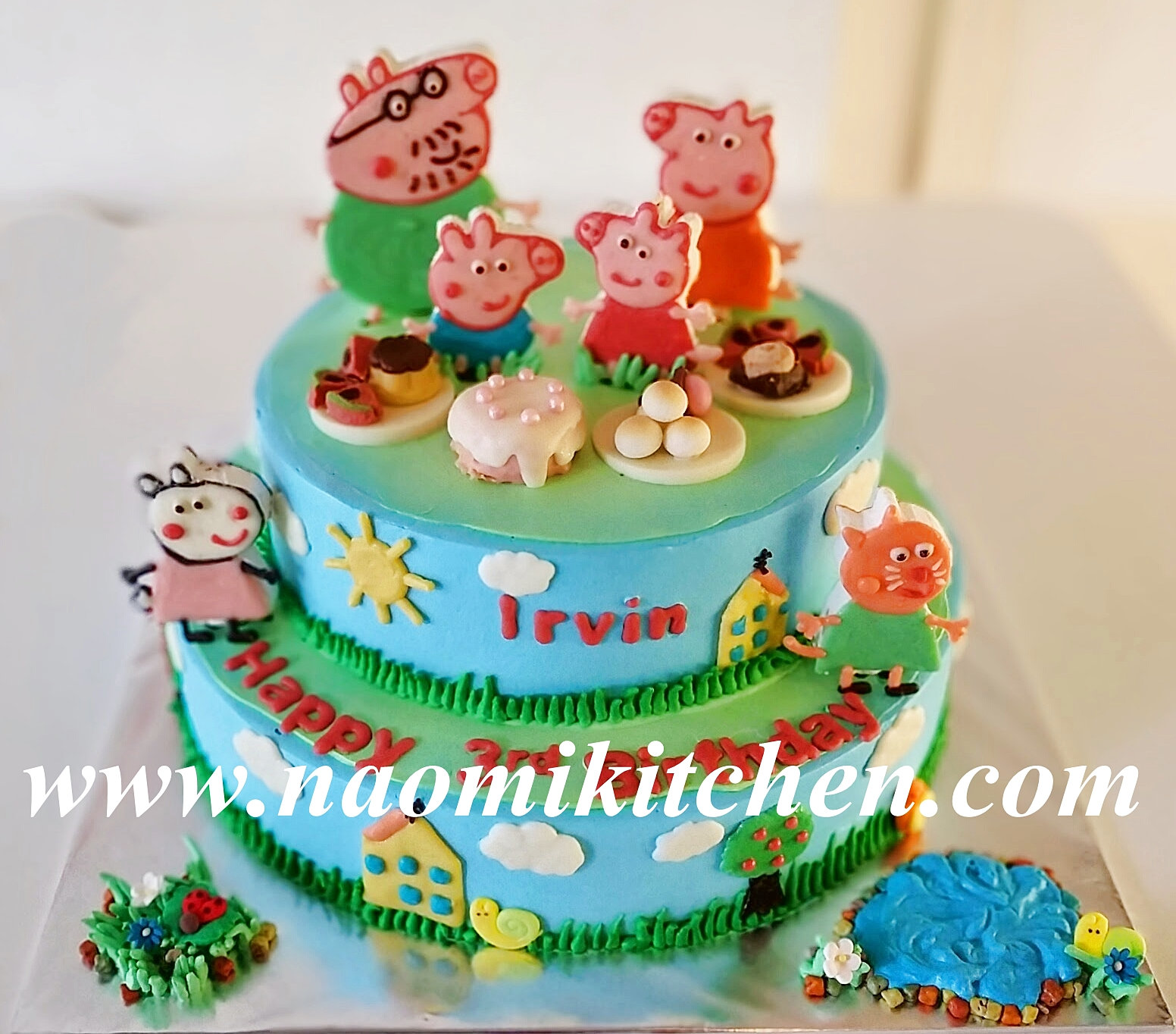 D Birthday Cakes For Kids Singapore