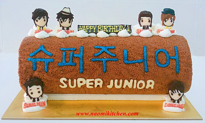 Super Junior Design Roll