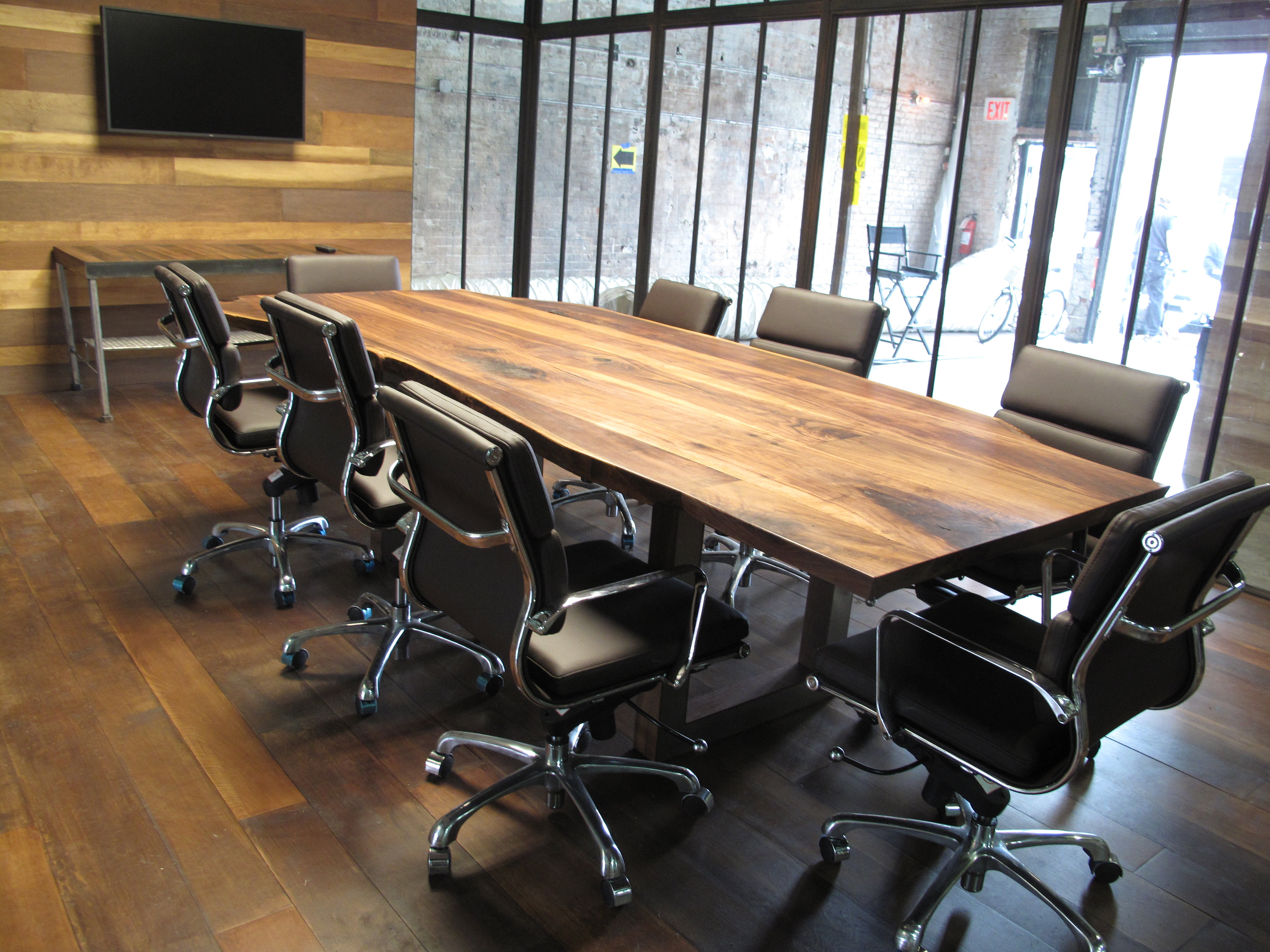 Reclaimed wood conference tables - Modern Reclaimed Wood Furniture Modern Reclaimed Wood Furniture