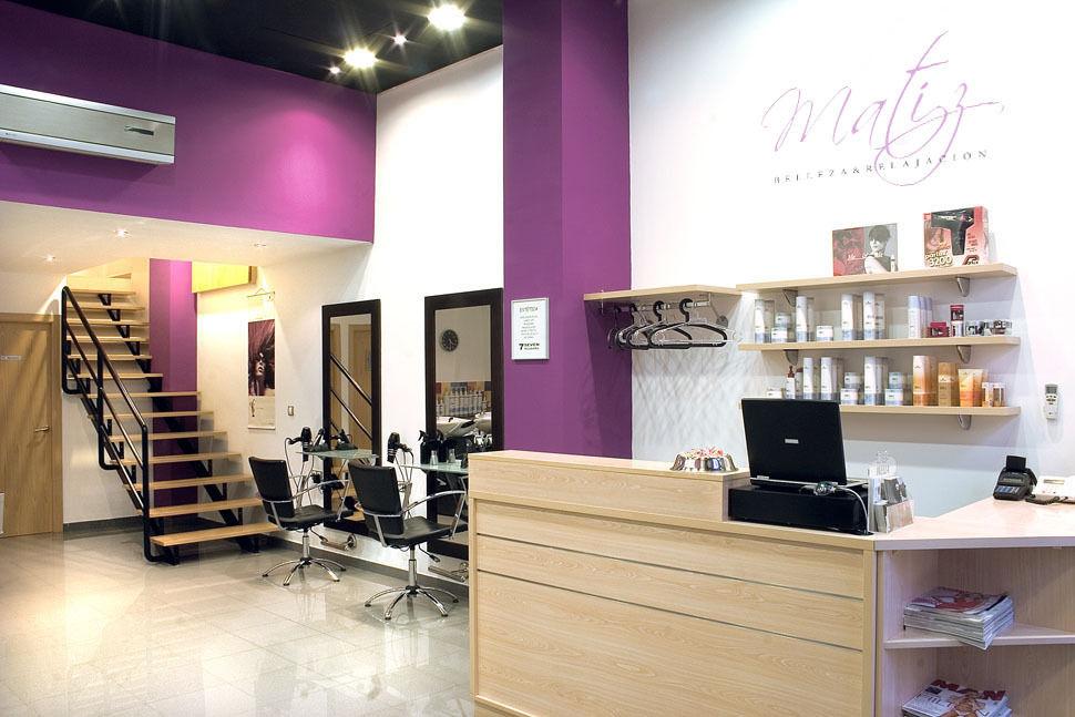 Agencia created by estilografico based on design - Interiores de peluquerias ...