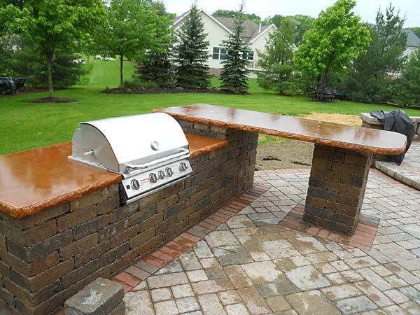 Countertop Gas Grill Outdoor : ... Colonial Heights Outdoor Grill and Bar Concrete Countertop.JPG