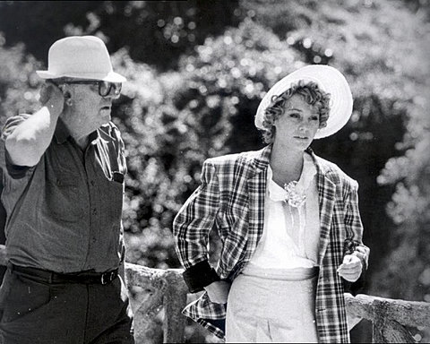 Fellini and His Muse, Antonella 1987