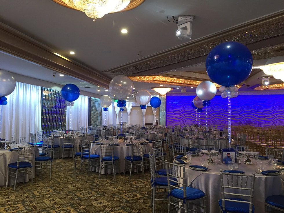 Balloons los angeles balloon decorations party divine for Balloon decoration los angeles