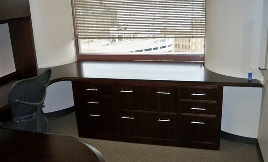 Corporate outfitters office furniture houston installations - Home office furniture houston ...