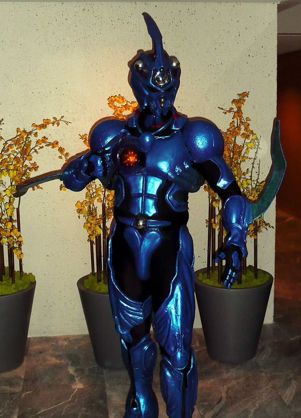 Guyver Armor For Sale Guyver 1 Armor With Updated