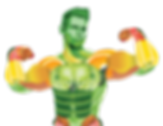 Vegan Strong - Muscle Man.png