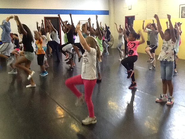 Rockin Out In Hip Hop!