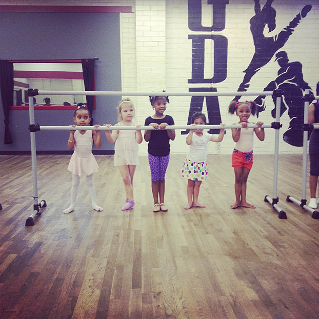The Adorable Ballet Diva's!