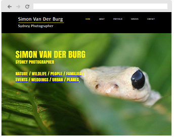 Simon Van Der Burg