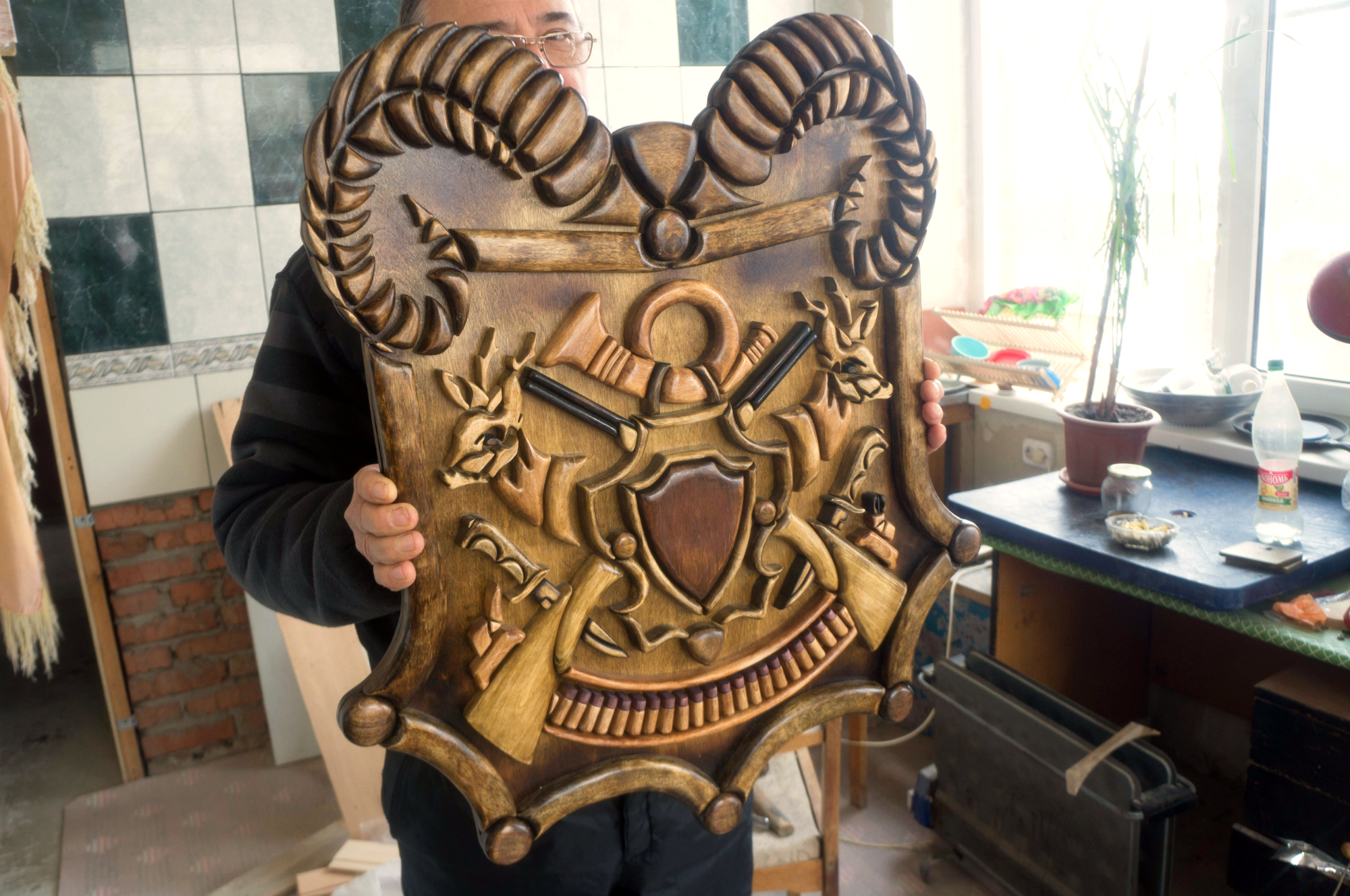 Подарок на тему викинги