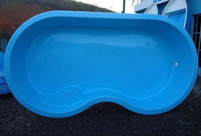 M bilear piscinas for Piscina 500 litros
