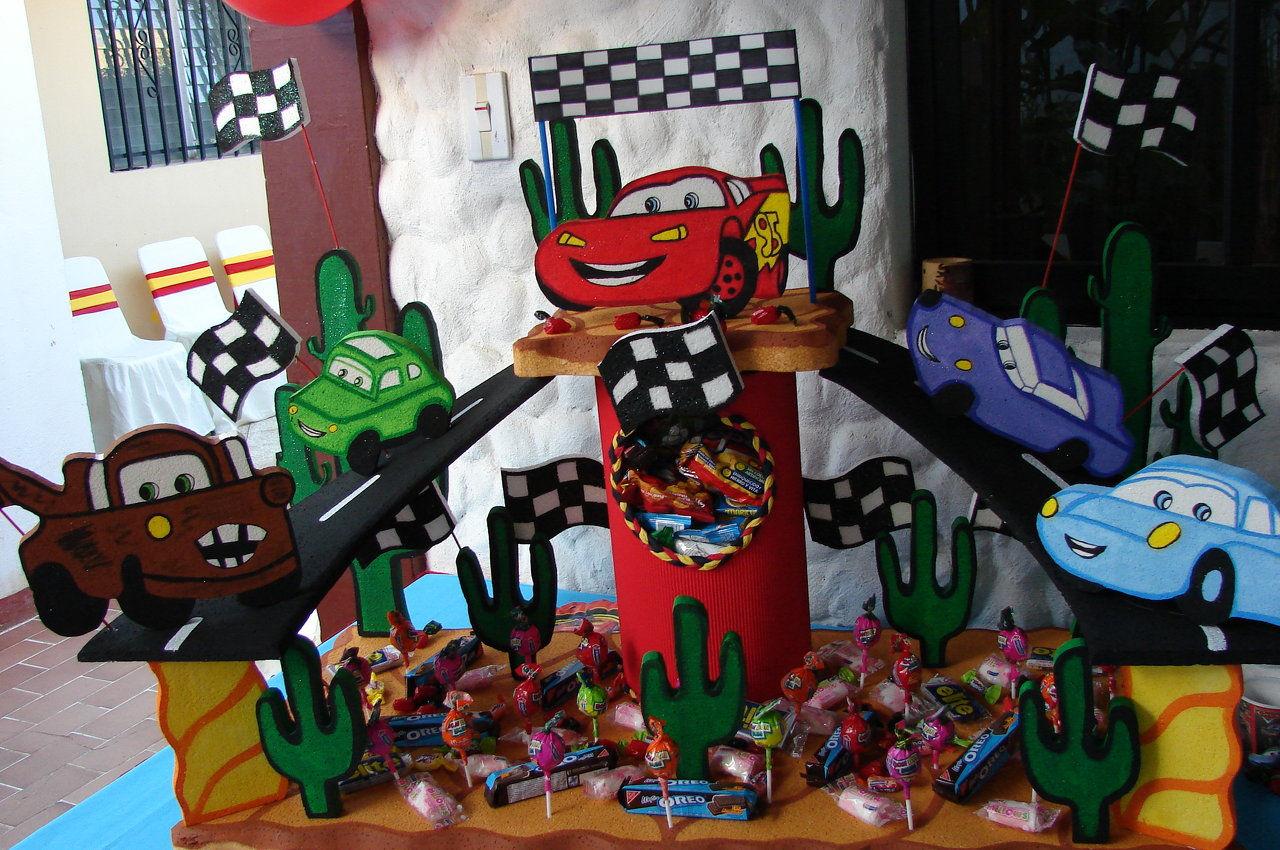 Chupetera Cars y Sus Amigos