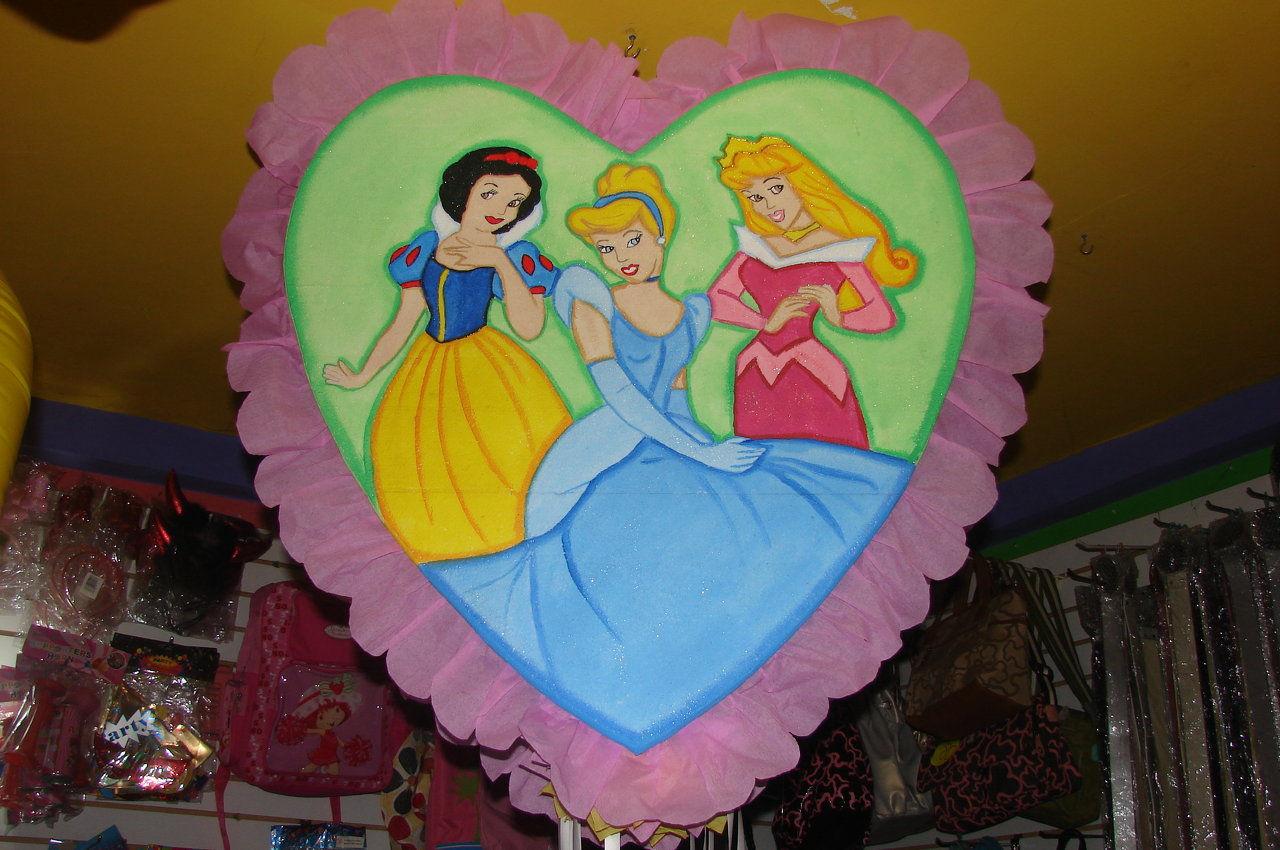 Piñata Las Princesas