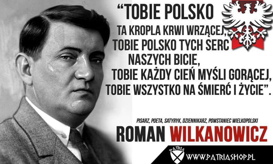 Znalezione obrazy dla zapytania Roman Wilkanowicz
