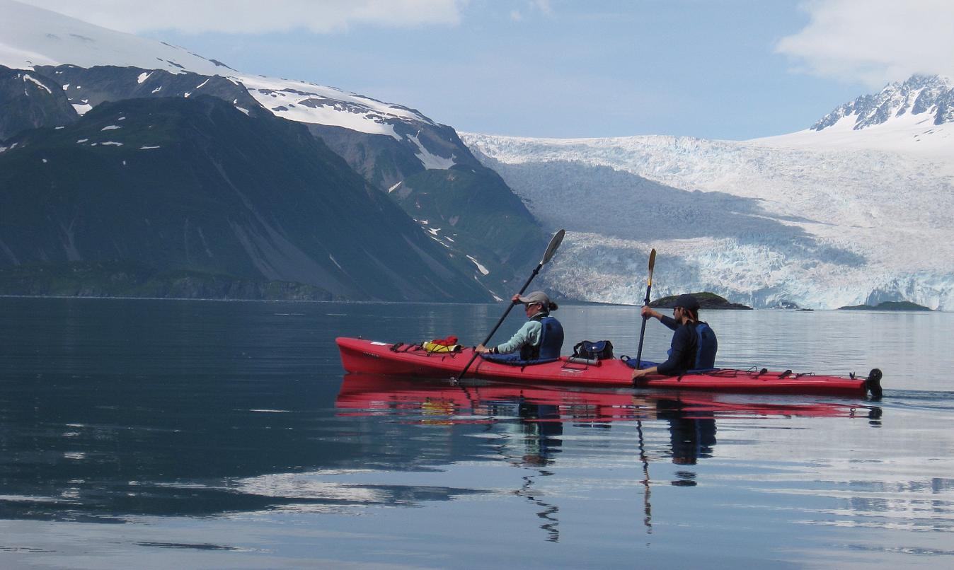 Seward Glacier Kayak Tours