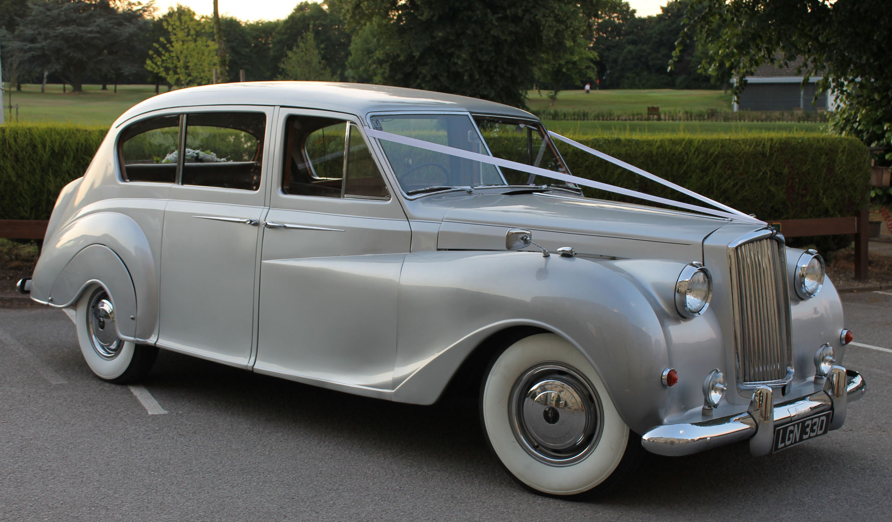 Pickering Wedding Cars Of Brough Classic Wedding Car Hire