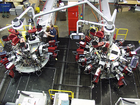 machine tooling companies