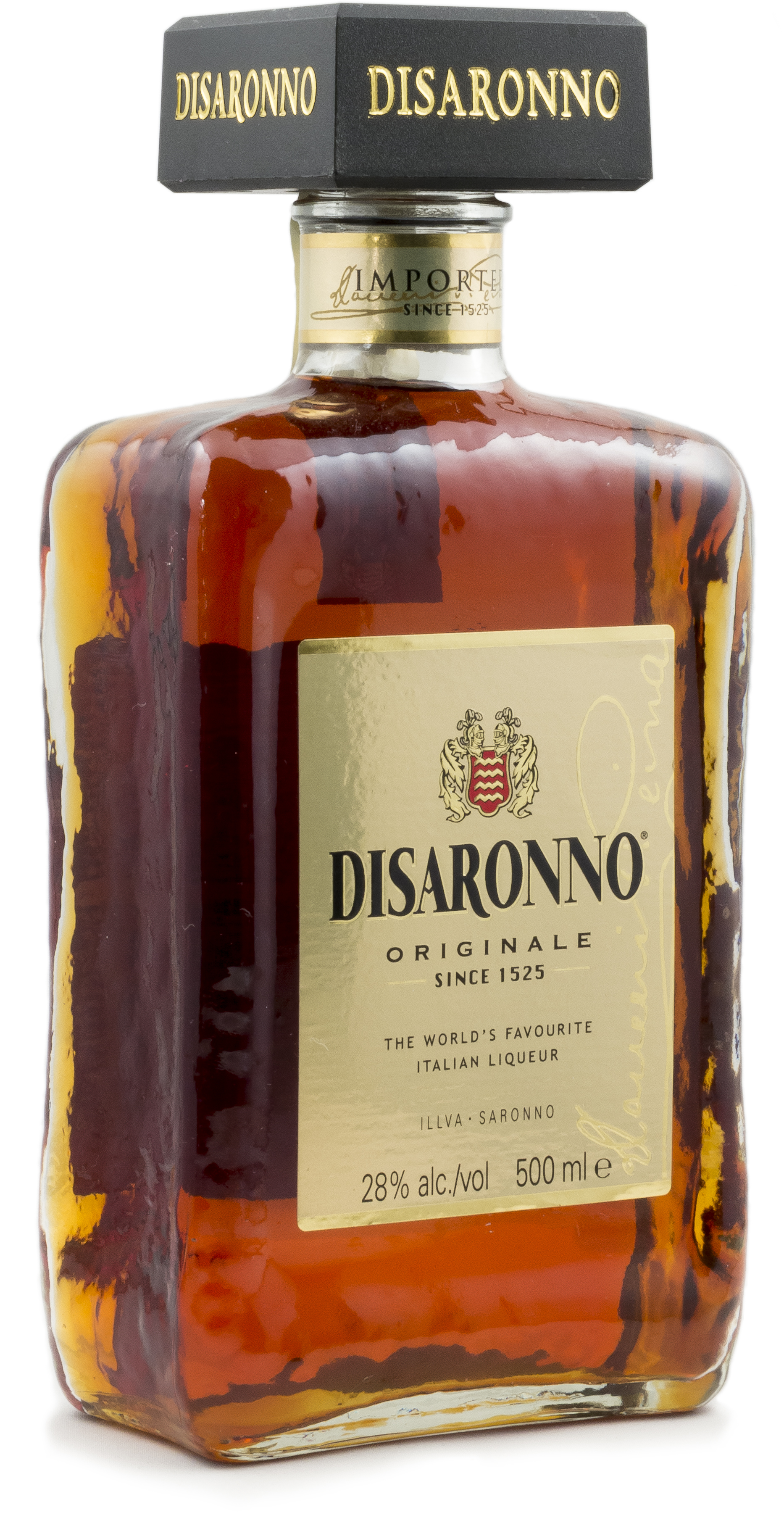 amaretto it doesnt have to be disaranno paul rigby