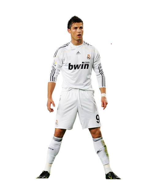 Cristiano Ronaldo Real Madrid  Free Png Images