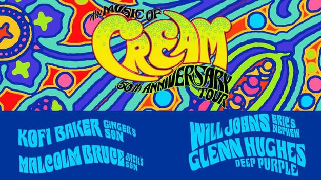 Resultado de imagen de the music of cream