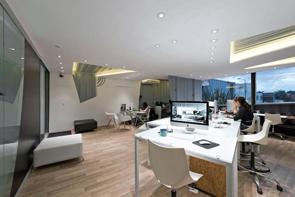 Linea arquitectura proyecto sustentable 3 sustenth bit - Despacho arquitectura barcelona ...
