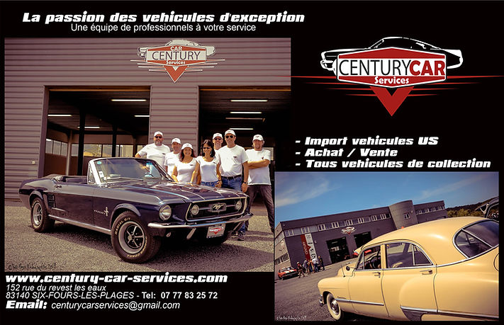 annonce shelby mag century demie page ve