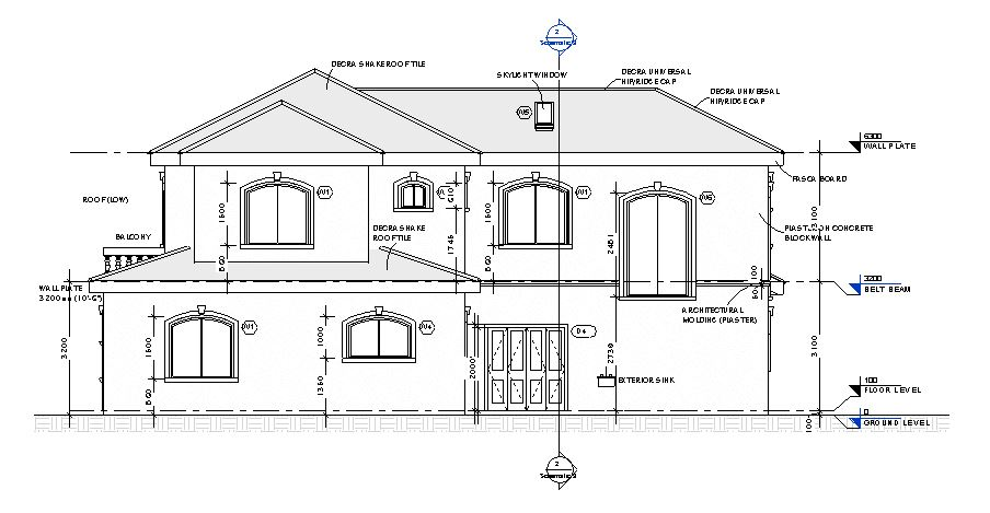 House Plan In Jamaica House Plans