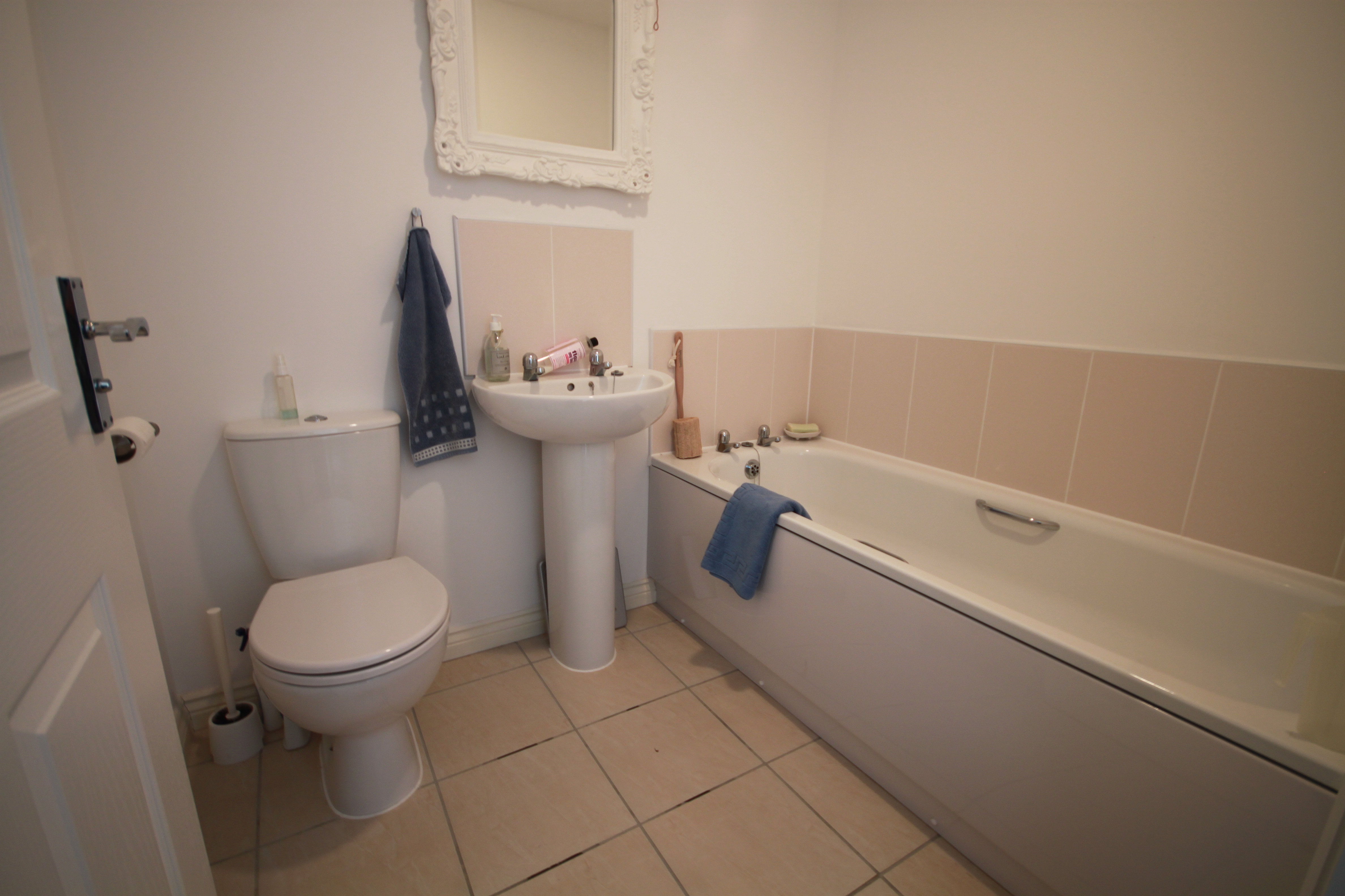 Cranberryhome Interior Design And Home Staging In Milton Keynes Bathroom Before Interior Design