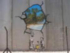 Banksy Palestine wall.png