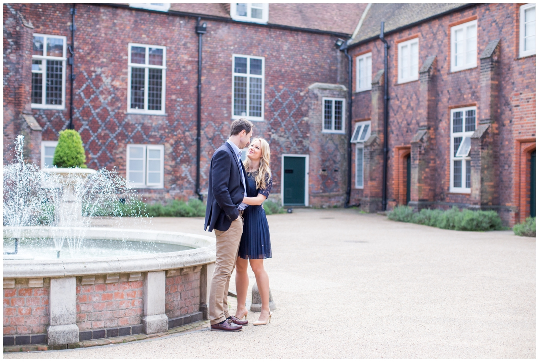 Fulham Palace | Pre Wedding Shoot | Lorna & Lachlan