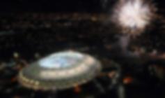 Estadio Unico de La Plata inaugurado por Daniel Scioli