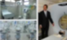 Daniel Scioli amplió el equipamiento en hospitales