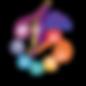 輝石紫蘭logo
