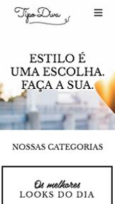 Blog de Roupas & Estilo
