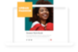 網站專用的強大功能 - 漂亮的部落格 透過 Wix.com