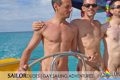 Nude Sailing Gay Boy - Office Girls Wallpaper