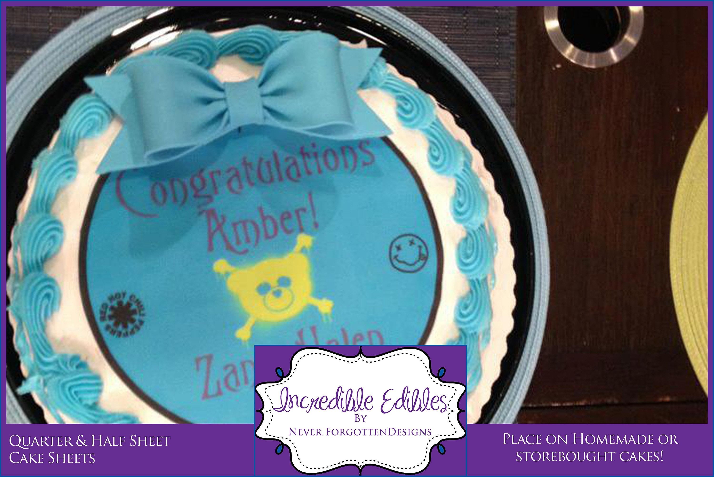Rock A Bye Baby Cake