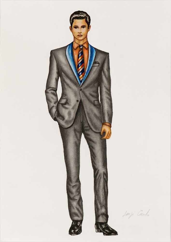 Men Fashion Designers Men Fashion Designer Luigi