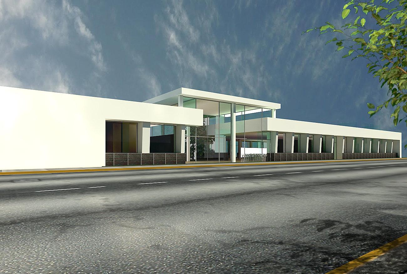 Bg Arquitectos Comedor Industrial