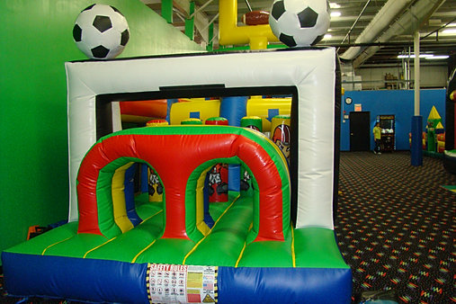 Bounce Town birthday parties and inflatable rentals 126b Kirkland Cir ...